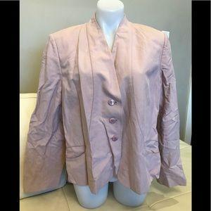 Jackets & Blazers - Pale Pink Blazer